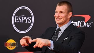 Rob Gronkowski returning to the Patriots for Week 1 would be shocking - Bomani Jones | High Noon