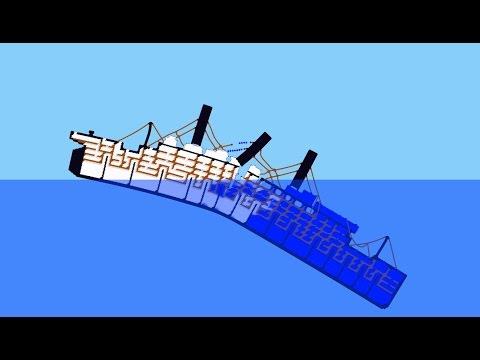 Ship Sinking Simulator, Titanic!