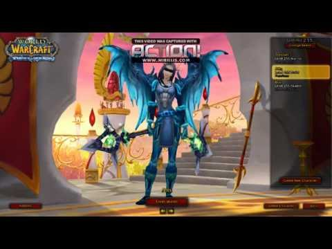 Kription WoW 3.3.5a private Funserver Review by Alts