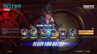 Overwatch | Smurfing Match as a Tracer Main