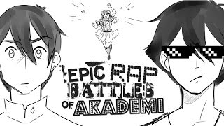 『Yandere Simulator』Epic Rap Battles of Akademi - Budo vs Taro