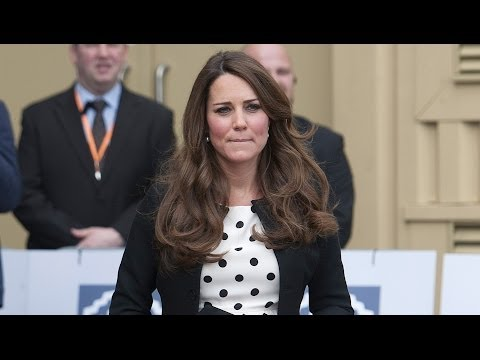 Kate Middleton's Short Skirts Criticized by the Queen