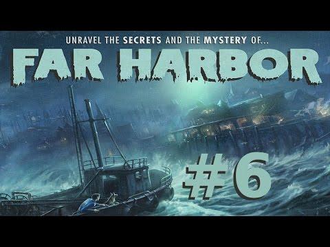 Центр Управления Ядра и Восстановление Памяти, Просто 10 из 10 ● Fallout 4: Far Harbor #6