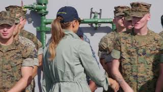 First Lady Melania Trump Visits Puerto Rico