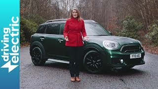 MINI Countryman PHEV review - DrivingElectric