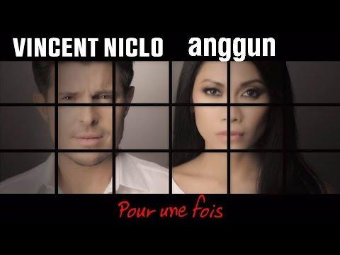 Pour une fois|feat. Anggun|clip officiel