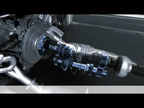 how does BMW M3 DCT(double clutch transmission) works