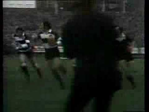 That Try (The Greatest Rugby Union Try Of All Time)