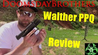 Striker Fired Trigger Perfection - Walther PPQ Review
