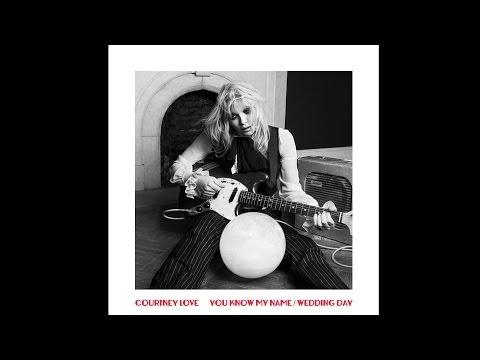 Courtney Love - Wedding Day