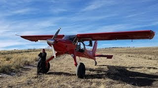 BUSH FLYING ADVENTURE WITH FLYING COWBOYS | VLOG0134