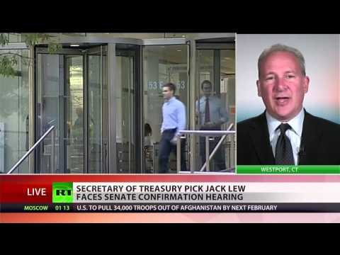 Peter Schiff pulls apart Obama's Treasury secretary