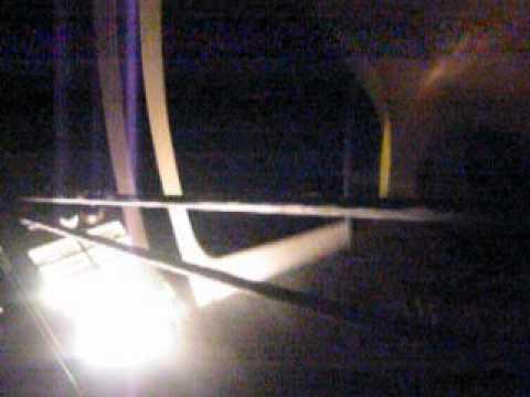 2007-01-08 byop john adair 16mm projector reel spin