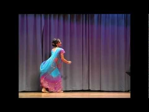 AHIA Bollywood Dance Competition - Piya tose naina Jhumka gira...