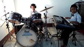 Anh Là Tia Nắng Trong Em [Phiên bản trống Jazz - Hoà Tấu + KARAOKE BEAT] - Nhạc sống Phong Bảo