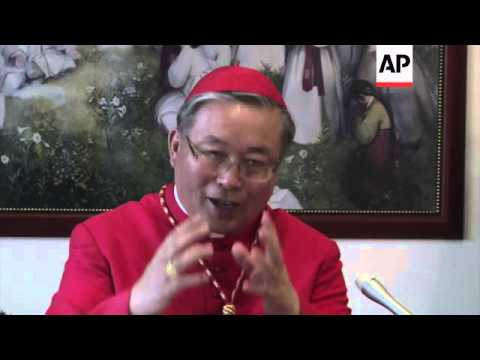 Newly appointed SKorean Cardinal hopes for a Pope Asia trip
