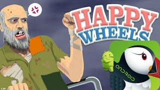 Rejouons à Happy Wheels sur Android (Avec Puffin Web Browser)
