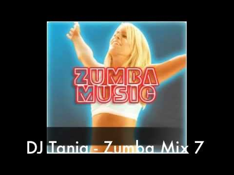 Zumba Mix 7 Dj Tania Mash Up video