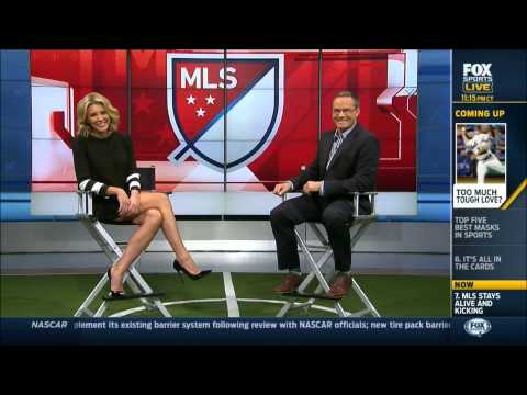Charissa Thompson Fox Sports Countdown thumbnail