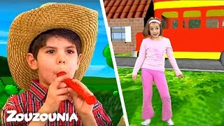 Baa Baa Black Sheep / Wheels On The Bus & more | Nursery Rhymes Compilation | 60 minutes