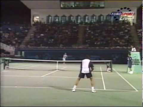 Thomas Muster vs Martin Sinner - Dubai 1997 (Part 1 of 7)