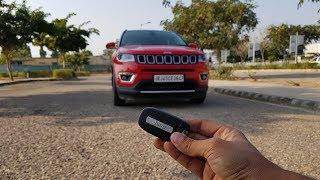 Jeep Compass Review   Gagan Choudhary