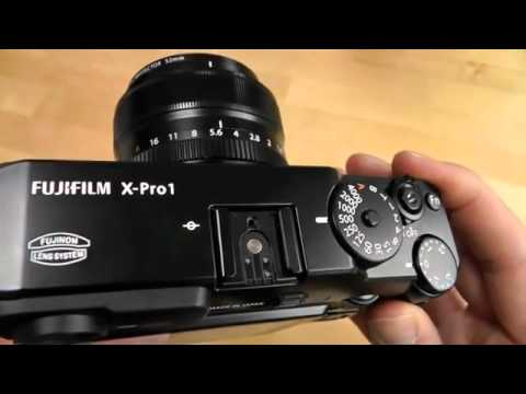 Fujifilm X-Pro1 Mirrorless Camera [Review][Hands-on][HD]