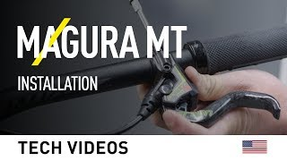 MAGURA MT: Installation