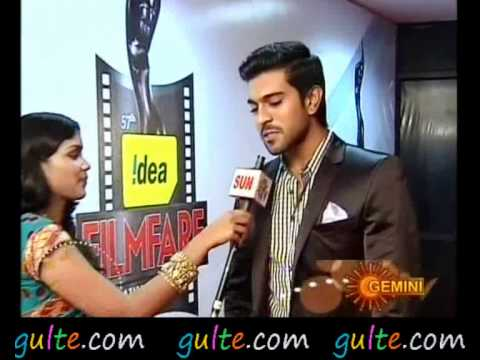 Gulte.com - 57th Idea Filmfare Awards South 2009 - Part 1