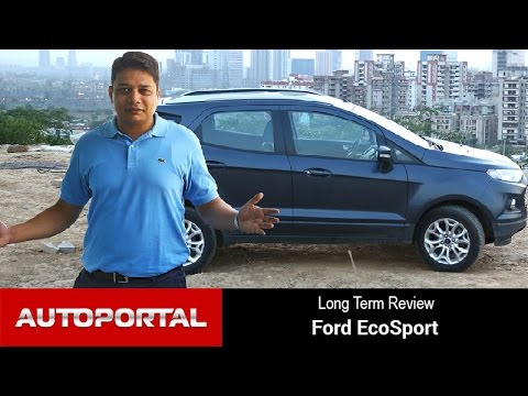 Ford EcoSport Long Term Review - India's best compact SUV