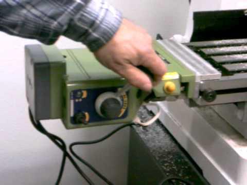 Rf 31 Mill Drill Installing Powerfeed Youtube