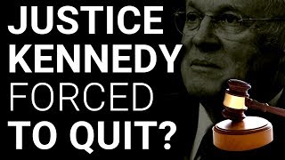 Was Justice Anthony Kennedy Coerced Into Retiring?