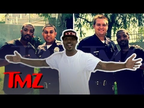 Ray J Loves the Police!