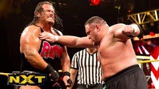 Samoa Joe vs. Rhyno: WWE NXT, August 5, 2015