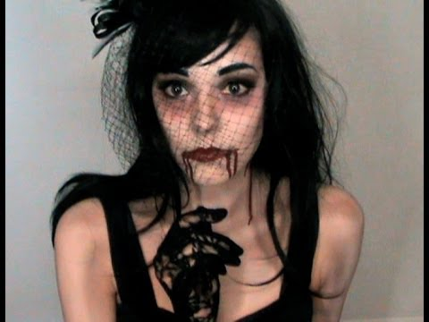 Halloween Makeup Tutorial(Vampire)