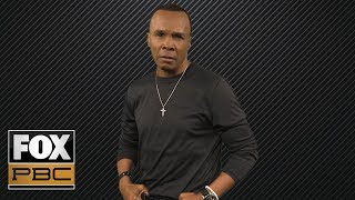 Sugar Ray Leonard does his best Wilder, Mayweather, McGregor impressions | PBC ON FOX
