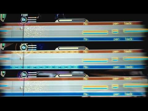 Paperback Writer - All Harmonies 100% FC on expert vocals (Beatles RB) [TEAM CENA PRO]