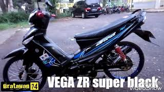 Super black vega zr