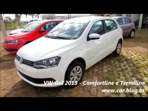 VW Gol 2015 - Comfortline e Trendline - detalhes - www.car.blog.br