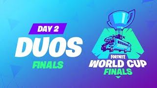 Fortnite World Cup Finals - Day 2