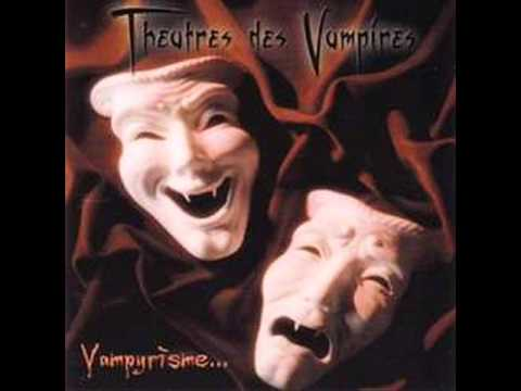 Theatres Des Vampires - The Snow turns red