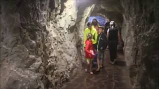 "Tour ""Parco Grotta Cascada Varone"" - waterfalls of gorged caves, Italy."