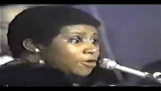Aretha Franklin - Bridge Over Troubled Water (LYRICS + FULL SONG)