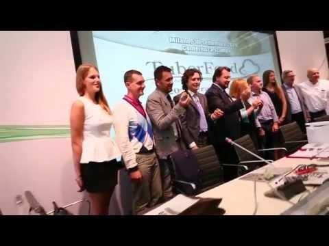 Conf stampa a Milano 20^Fiera del Tartufo
