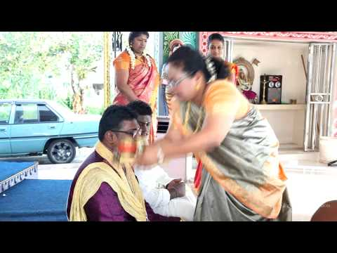 Malaysian Indian Wedding ceremony of Thamilmukilan & Renugga Devi