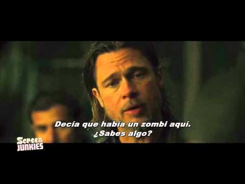 Tráiler Honesto: Guerra Mundial Z (Honest Trailer - World War Z - Subtitulado Español)