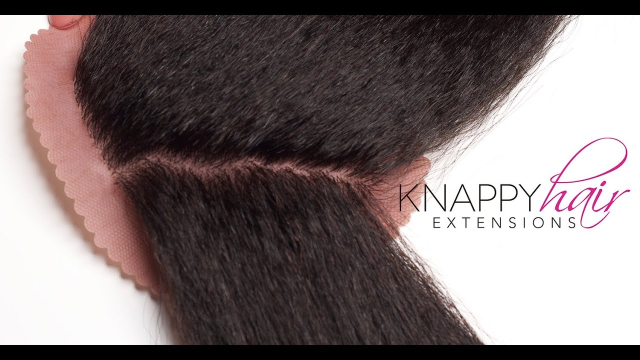 KnappyHair Extensions YouTube