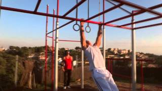 EPIC WORKOUT PLACE- New Spartans Park-Street workout & Calisthenics