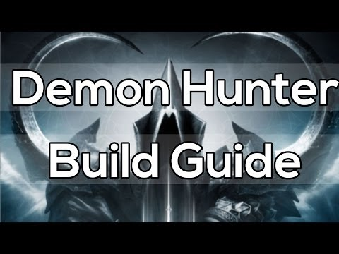 Level 70 Demon Hunter Build Guide - Diablo 3 Reaper of Souls
