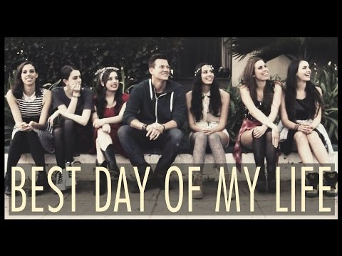 best Day Of My Life By American Authors, Cover By Cimorelli And Tyler Ward video
